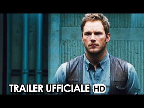 JURASSIC WORLD Trailer Ufficiale Italiano (2015) - Chris Pratt Movie HD