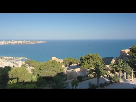 Le port d'Alicante