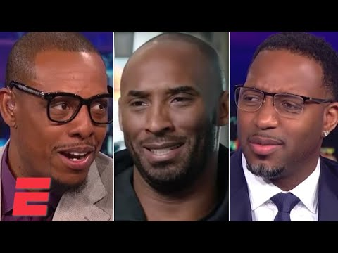 NBA Countdown crew roasts Kobe Bryant over his All-Star picks   NBA Countdown   ESPN