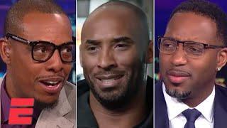 NBA Countdown crew roasts Kobe Bryant over his All-Star picks | NBA Countdown | ESPN