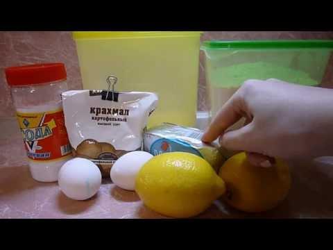 Торт лимонник