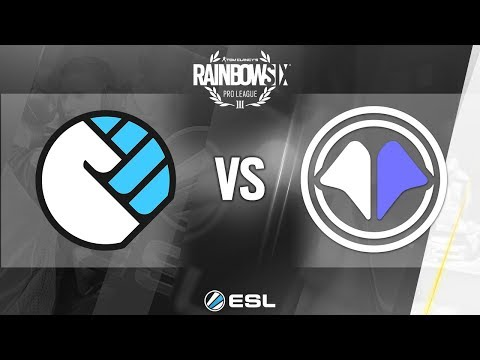 Rainbow Six Pro League - Season 7 - EU - 1UP ESPORT vs. Millenium - Week 6
