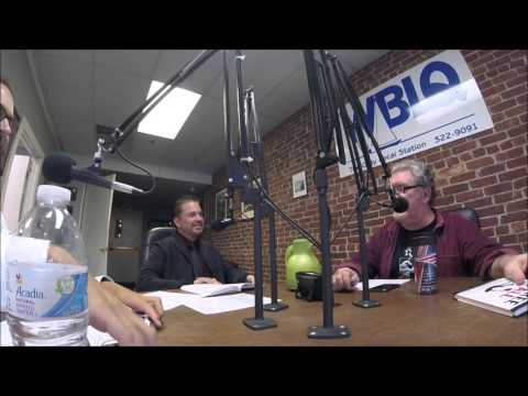 IT Free Fall - Radio Interview WBLQ 1230 AM Westerly, RI - Book Interview