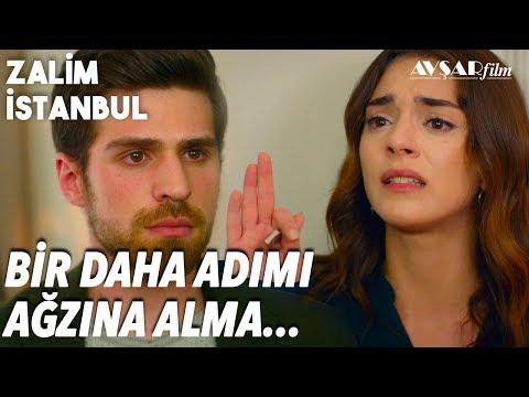 Cemre'nin Büyük Şoku!💥 Adımı Ağzına Alma Nedim!🔥🔥 - Zalim İstanbul 35. Bölüm