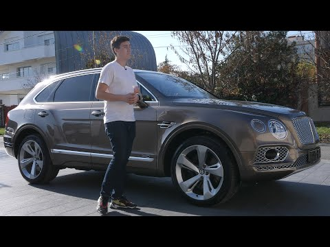 Bentley Bentayga Diesel Review  - Cavaleria.ro