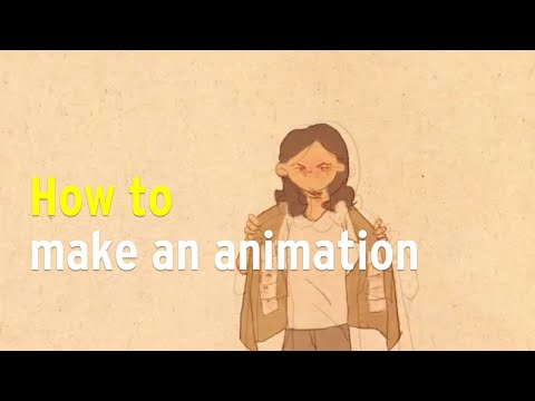 How to make an animation [ Work in progress / Puuung ]