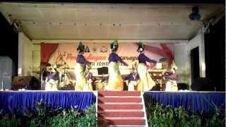 Tarian Silat Melayu - Srikandi Tari Sekolah Tun Fatimah - Mlm Kebudayaan JKKN Band Comp