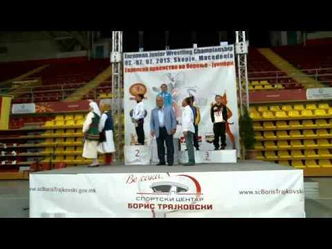 Final SkEJWC Opje 2013 Awards FW 48 Kg.