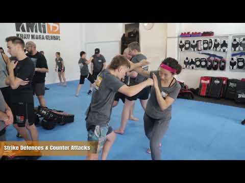 Krav Maga Global Auckland Team Training Action- Krav Maga North Shore and Krav Maga Auckland Central