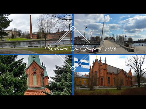 TRIP TO TAMPERE CITY, FINLAND | TRAVEL IN SUOMI - MAY 2016