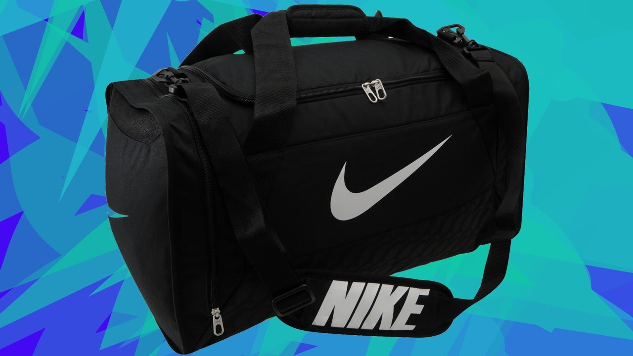 Nike Brasilia 6 Duffel Review! - YouTube 4b2b00fa77001