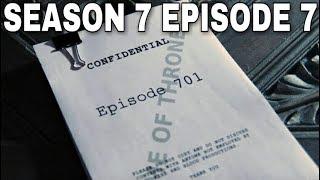 Season 7 Episode 7 Plot Leak Breakdown - Game of Thrones Season 7 Episode 7
