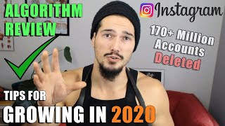 🔥 INSTAGRAM Algorithm 2019 and Tips for GROWING on IG 🔥