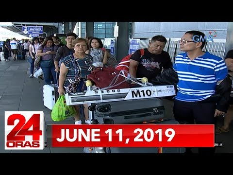 24 Oras: June 11, 2019 [HD]