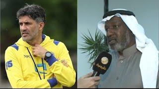 رأي الأسطورة ماجد عبدالله في زوران مدرب النصر