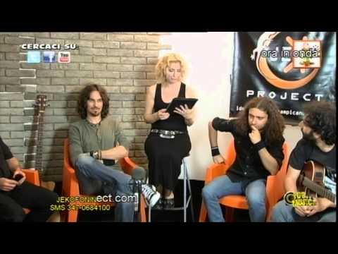 WASTE PIPES E VALERIO GIAMBELLI  @ FORMUSIC TV