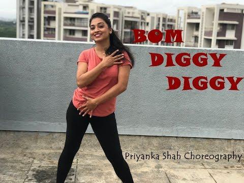 Bom Diggy Diggy | Sonu Ke Titu Ki Sweety | Priyanka Shah Choreography