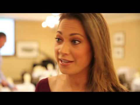 Ginger Zee talks about her upcoming TV show