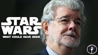What Could Have Been: George Lucas' Abandoned Star Wars