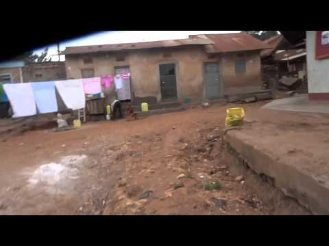 Bwaise Slum in Kampala, Uganda: The Arrival