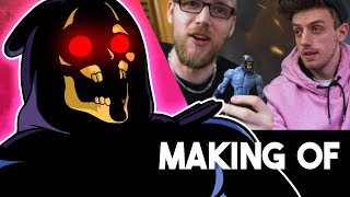 MAKING OF: Skeletor goes too far