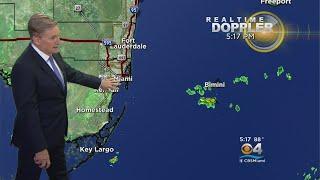 CBSMiami.com Weather @ Your Desk 8-21-18 5PM