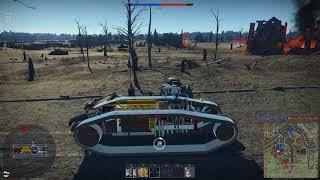 War Thunder: char B1 TES