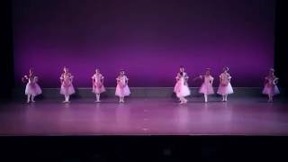 Canon in D - Ballet Performance (The Little Dance World)