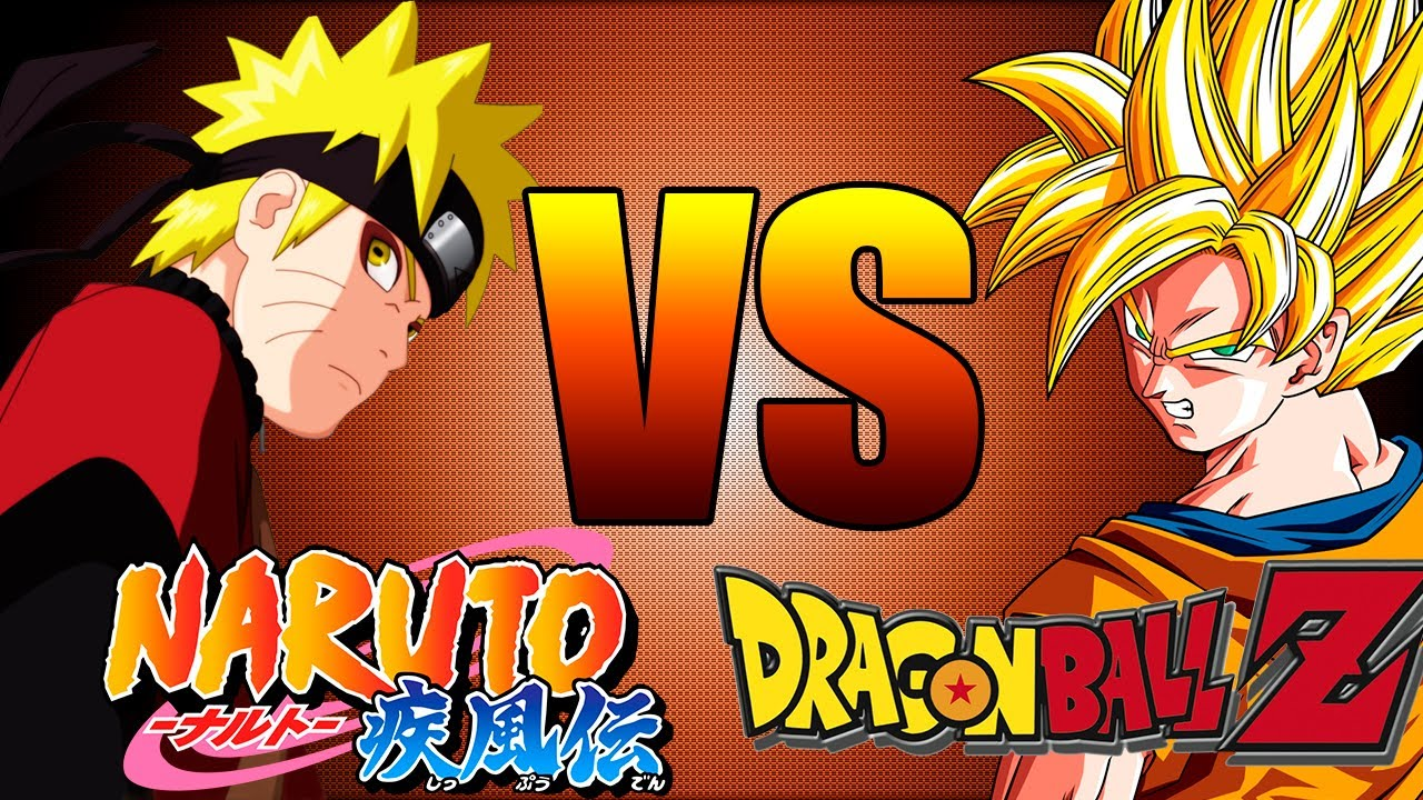 Dragon ball z vs naruto naruto shippuden qu serie tiene - Naruto and dragonball z ...