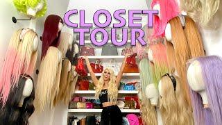 Gigi Gorgeous Getty Closet Tour