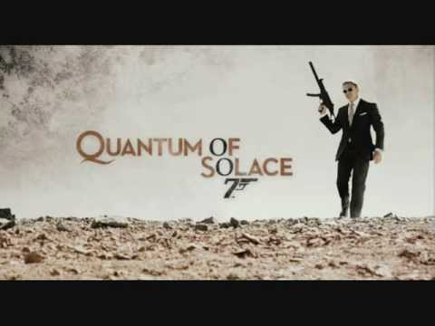 James Bond - Another Way To Die - Quantum...