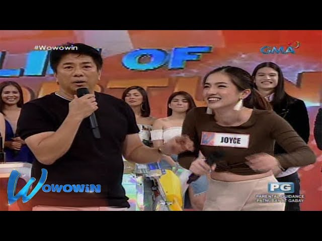 Wowowin: Willie Revillame and Joyce Chings rap battle