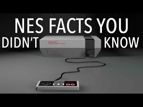10 NES Facts You Probably Didn't Know