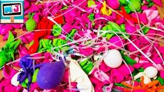 200 Baloons! Шарики воздушные! 200 шариков лопает много воздушных шаров Boom Baloons