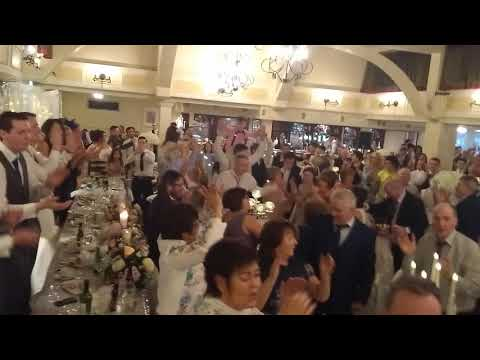 Donegal singing chef for weddings