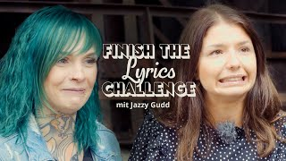 Finish The Lyrics Challenge [mit JAZZY GUDD] | FERRUM SESSIONS✨