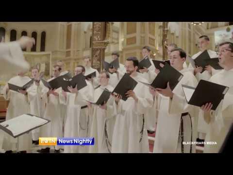 Dominican Friars Produce Beautiful Music