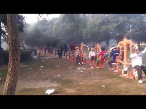 Outdoor Fitness Equipments - New Delhi India