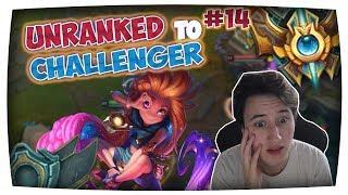 ZOE WIEDER BROKEN? | Unranked to Challenger #14