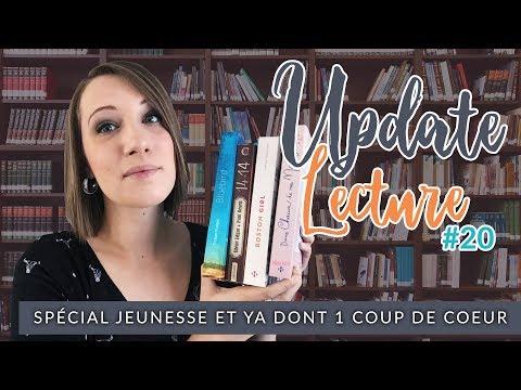 Update lecture / Point lecture n°20 - Spécial jeunesse et YA (2 coups de ❤️) thumbnail