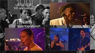 Soul Live 5th Year Anniversary 27.09.2014 's-Hertogenbosch