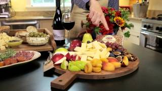 The Cabot Farmers' Legacy Collection Pairing Plates