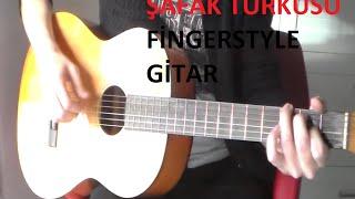 Ahmet Kaya Şafak Türküsü Fingerstyle