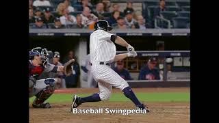 Brett Gardner Home Run Swing Slow Motion 2017-1