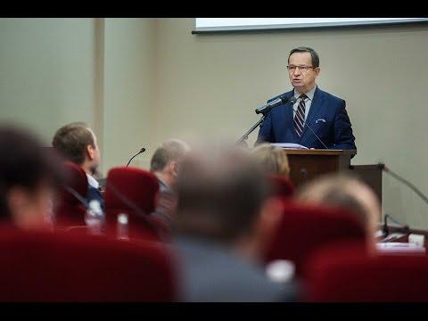Marszałek Zaprezentował Plan Budżetu Na 2017 Rok