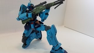 Master Grade GM Sniper II Review