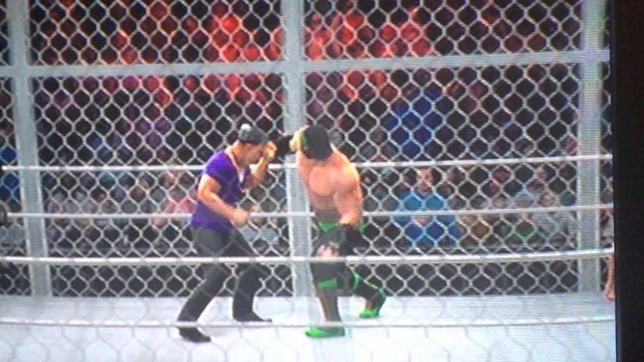 Hiac Saints Row Brawl Johnny Gat Vs Killbane Youtube