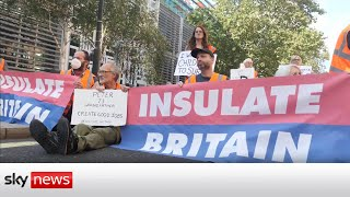 Insulate Britain protesters face prison if they cause further disruption