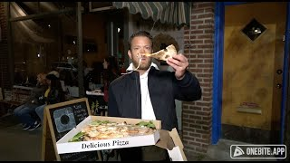 Barstool Pizza Review - Lucali (Brooklyn)