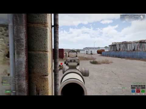 Arma 3 KotH - Get MK18ABR´t